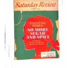 Cover Print of Saturday Review, October 16 1971