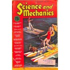 Science and Mechanics, August 1939