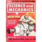 Science and Mechanics, August 1962
