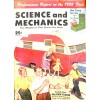 Cover Print of Science and Mechanics, February 1956