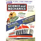 Science and Mechanics, March 1961
