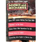 Science and Mechanics, March 1962
