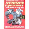 Cover Print of Science and Mechanics, March 1964