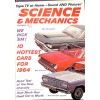 Cover Print of Science and Mechanics, November 1963