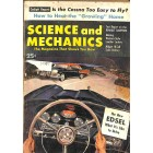 Cover Print of Science and Mechanics, October 1957