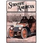 Scientific American, 1907. Poster Print. Chas Figaro.