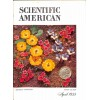Cover Print of Scientific American, April 1955