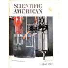Scientific American, April 1963