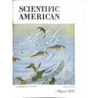 Cover Print of Scientific American, August 1955