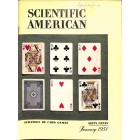 Cover Print of Scientific American, January 1951