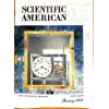 Cover Print of Scientific American, January 1958