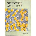 Cover Print of Scientific American, July 1951