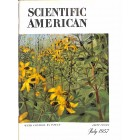 Cover Print of Scientific American, July 1957