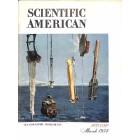 Cover Print of Scientific American, March 1954