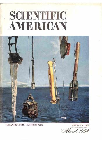 Scientific American, March 1954