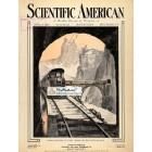 Scientific American, March 6, 1920. Poster Print. Howard Brown.