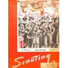 Cover Print of Scouting, April 1951