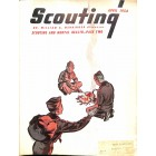 Scouting, April 1954