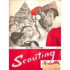 Cover Print of Scouting, December 1952
