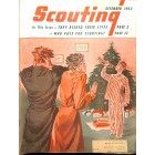 Cover Print of Scouting, December 1953