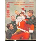 Cover Print of Scouting, December 1962