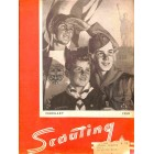 Cover Print of Scouting, February 1950
