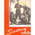 Cover Print of Scouting, February 1951