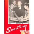 Cover Print of Scouting, February 1953