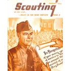 Cover Print of Scouting, February 1954