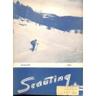 Cover Print of Scouting, January 1951