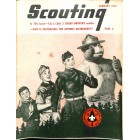 Cover Print of Scouting, January 1954