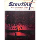 Cover Print of Scouting, July 1954