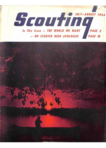 Scouting, July 1954