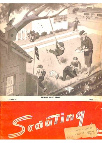 Scouting, March 1952