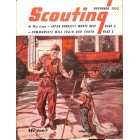 Cover Print of Scouting, November 1953