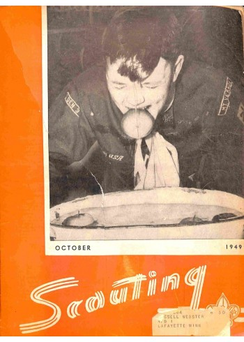 Scouting, October 1949