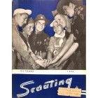 Scouting, October 1950