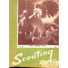 Cover Print of Scouting, September 1952