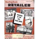 Shooting Goods Retailer, January 1961