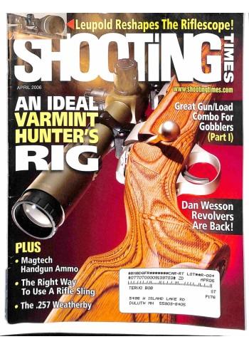 Shooting Times, April 2006
