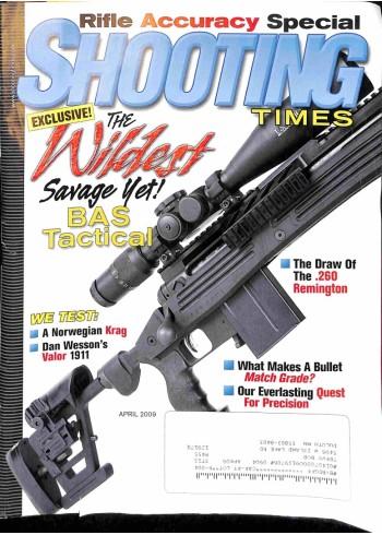 Shooting Times, April 2009