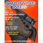Shooting Times, August 1968