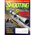 Cover Print of Shooting Times, August 2009