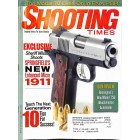 Cover Print of Shooting Times, December 2006
