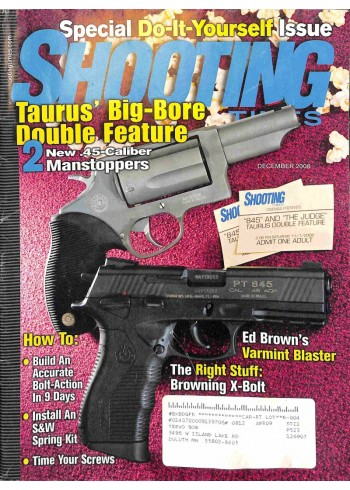 Shooting Times, December 2008