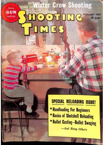 Shooting Times, February 1963