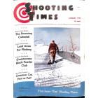 Shooting Times, January 1962