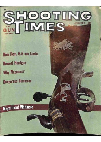 Cover Print of Shooting Times, January 1967