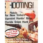 Shooting Times, January 1971