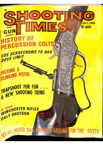 Shooting Times, July 1968